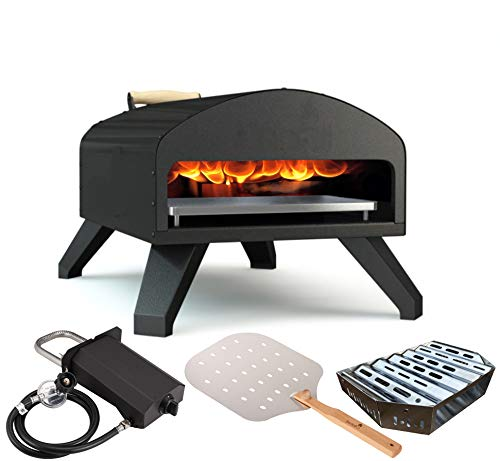 Bertello Outdoor Pizza Oven - Big Combo