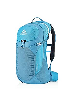 Gregory Mountain Products Women's Juno 24 H2O Hydration Backpack,LAGUNA BLUE