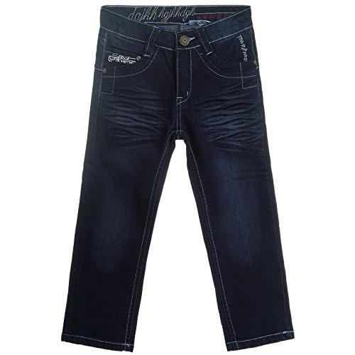 Child Face meisjes jeans broek buizen 21412