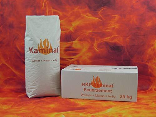 Feuerzement (25 Kilogramm)