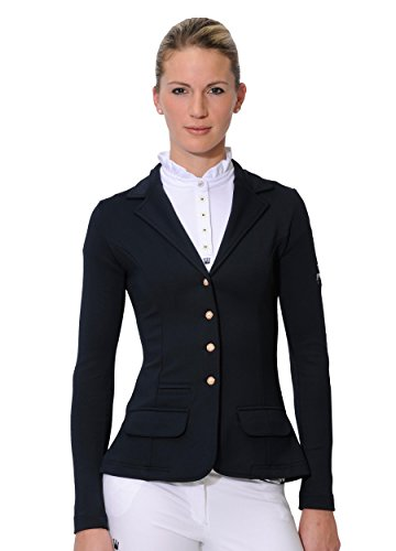 SPOOKS Turnierjacket Showjacket Classic navy Größe L