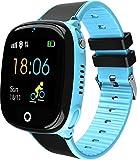 ShiningLove Smartwatches for Kids,HW11 Smart Watch Kids GPS Bluetooth Pedometer Positioning IP67 Waterproof
