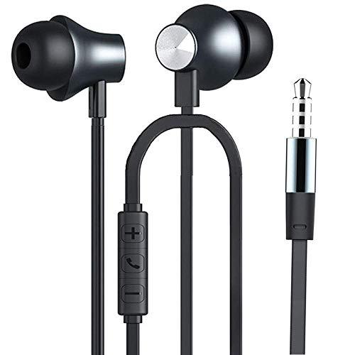 Auricolari Cuffie, DoriUp in-Ear con Isolamento da Rumore Esterno, con Bassi Molto Potenti, per iPhone, iPad, iPod, Samsung Galaxy, Lettori mp3, Nokia, HTC, Nexus, BlackBerry