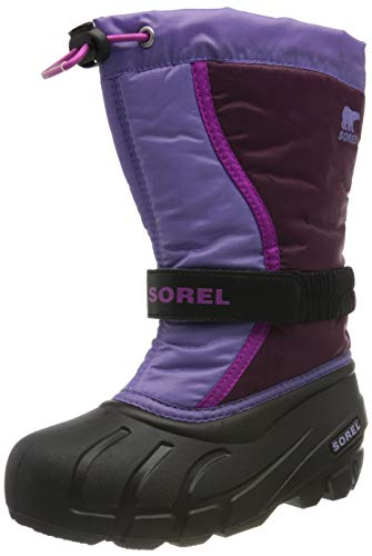 Purple Kid Boots