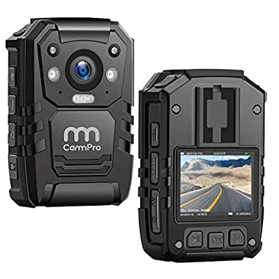 body cameras with audio