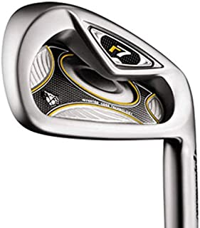 TaylorMade R7 TP Single Iron 8 Iron True Temper Dynamic Gold Steel Senior Right Handed 36.5 in