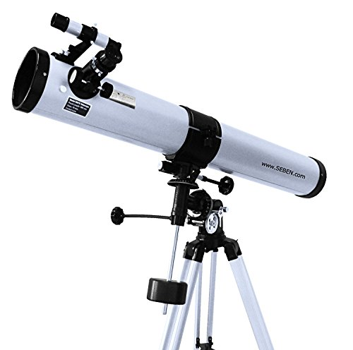 "Telescopio Reflector de 900-76 EQ2 ""Big-Pack"""