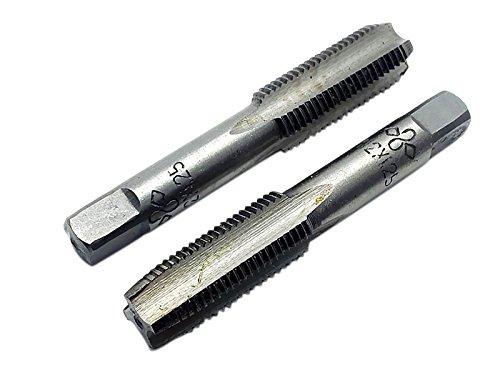 HSS 12mm x 1.25 Metric Taper and Plug Tap Right Hand Thread M12 x 1.25mm