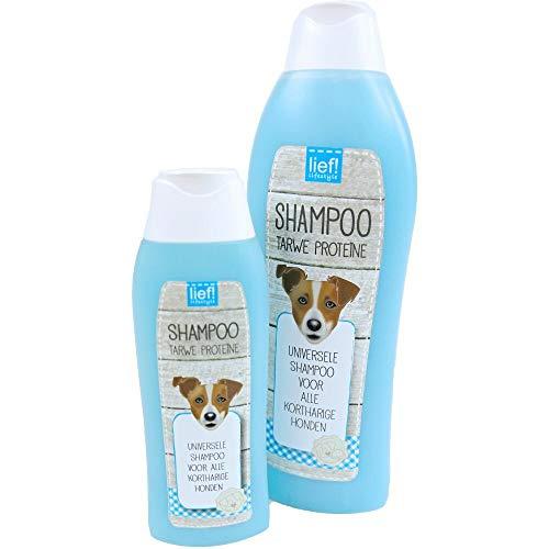 Lief! vachtverzorging Shampoo universeel korthaar 750 ml