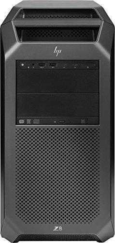 HP Z8 G4 1,8 GHz Intel® Xeon® 4108 Negro Torre Puesto de trabajo - Ordenador de sobremesa