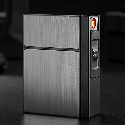 DONGPU mechero electrico soplete de Cocina Tornillo Calefactor Recargable y reemplazable USB extraíble