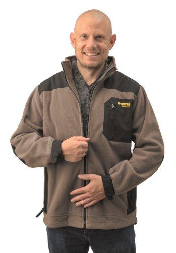 Sportex Windstopper Fleece Jacke, Konfektion:L