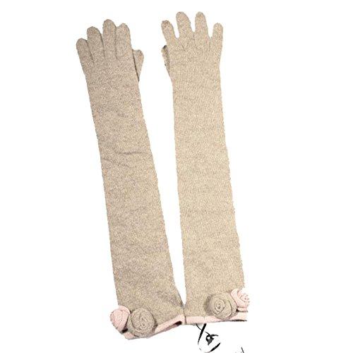 blugirl 19690 guanti BLUMARINE LANA donna gloves women [S]