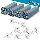 CPAPフィルター, Socleanのための一般的なCPAPフィルタの交換、4つのカートリッジフィルターを備えており、4チェックバルブ(4セット)