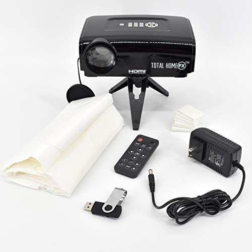 Total HomeFX 800 Series Projector Kit with Pre-Loaded ...