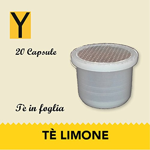 20 capsule compatibili Uno System Tè Limone