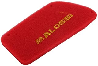 Filtro de Aire MALOSSI Aprilia SCARABEO 50/CC para Original Airbox Red Sponge