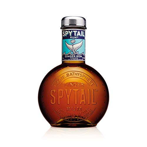 Spitail Black Ginger Rum 70 cl