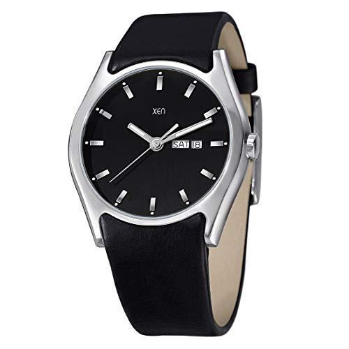 XEN Herrenuhr schwarz XQ0238