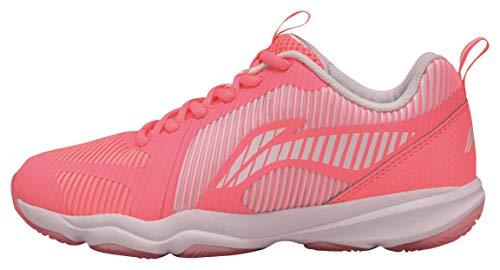 Li Ning AYTN062-4 Ranger TD Badmintonshoe/Casual Shoe Women pink Gr.36 1/3 US 6