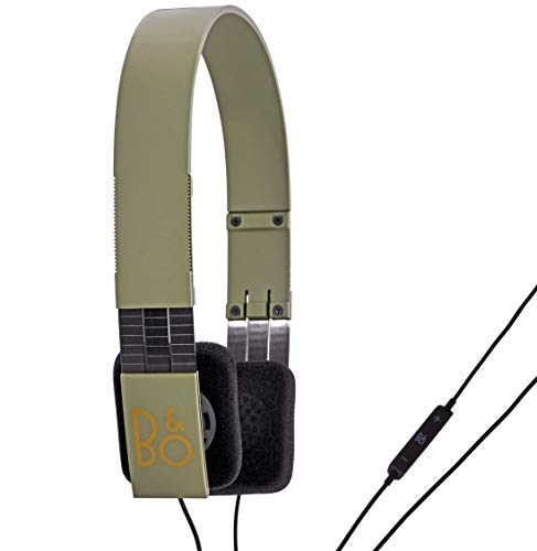Bang and Olufsen Form 2i Exclusive Headphones for Urban Outfitters- Olive Black
