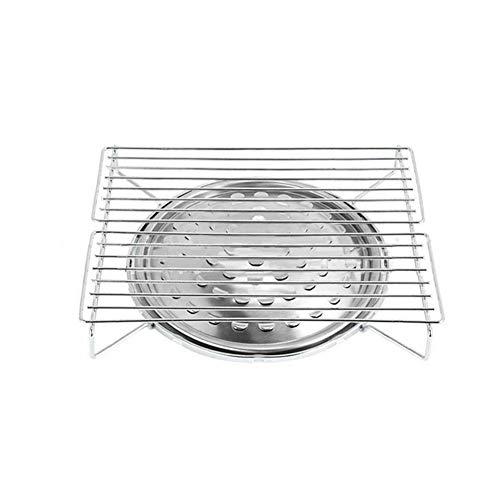 Draulic Gasgrill Tragbarer korrosionsbeständiger Tisch-Propan-Grill für Grillcamping im Freien