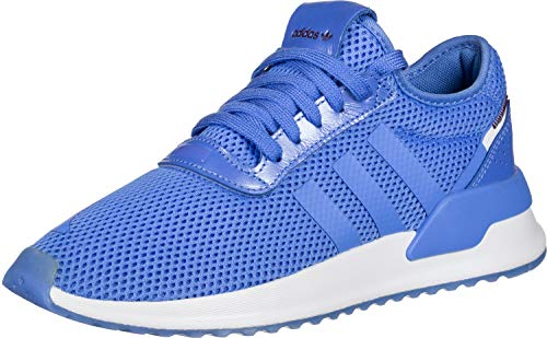 adidas Damen U_Path X W Gymnastikschuhe, Blau (Real Blue/Purple Beauty/FTWR White Real Blue/Purple Beauty/FTWR White), 39 1/3 EU