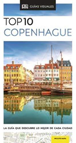 TOP 10 COPENHAGUE: La guía que descubre lo mejor de cada ciudad (Guías Top10)