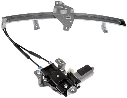 Dorman 741-637 Front Driver Side Power Window Regulator and Motor Assembly for Select Buick / Oldsmobile Models