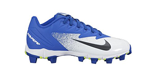 Nike Boy's Vapor Ultrafly Keystone (GS) Baseball Cleat (1 M US, Game Royal/Photo Blue/White)