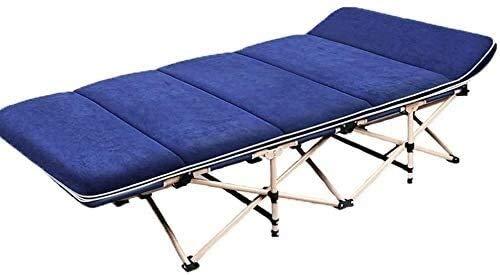 Lazy Canapé-lit, Canapé Pliant, Chaises Longues, Multifonction Camp Lit, Home Office Meubles De Jardin Lounge Siesta Chaise