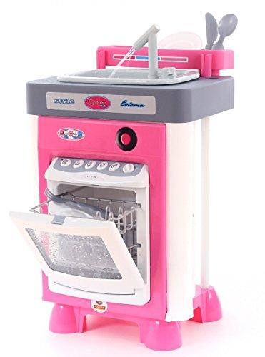 Coloma y Pastor Spülmaschine Carmen mit Waschbecken und Zubehör (Elektro)