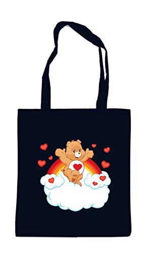 Certified Freak Heart Bear Bag Black