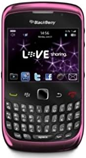 BRAND NEW VERIZON BLACKBERRY CURVE 3G 9330 FUCHSIA RED 2MP QWERTY WITHOUT CONTRACT SMARTPHONE