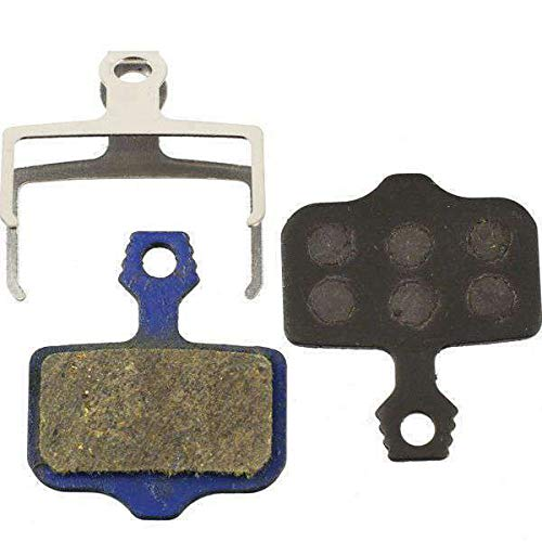 CyclingDeal Disc Avid Elixir Compatiable with SRAM XX XO Semi Metal Brake Pads. Fits Elixir 1,3,5,7,9,CR,R. Fits Compatiable with SRAM XX, XO, DB 5, DB 3