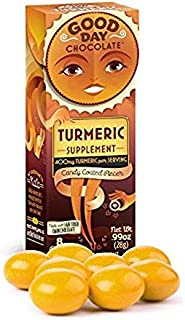 Good Day Chocolate Turmeric Supplement for Joint Support (1 Pack)