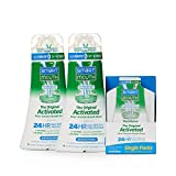 SmartMouth Original Activated 2-Pack Mouthwash & Single Packs, Travel Mouthwash, Fresh Mint