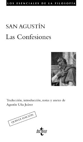 Las Confesiones (Filosofía - Los esenciales de la Filosofía)