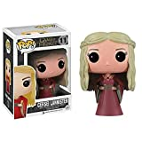 Gogowin Pop Television : Game of Thrones - Cersei Lannister 3.75inch Vinyl Gift for Fantasy Fans Chi...