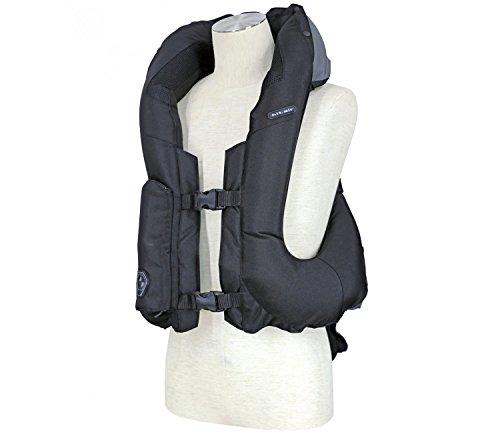 HIT AIR - Gilet airbag Complet - Couleurs - Noir, Taille - L