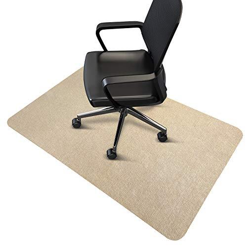 SALLOUS Chair Mat, Hard-Floor Mat for Office Home,...