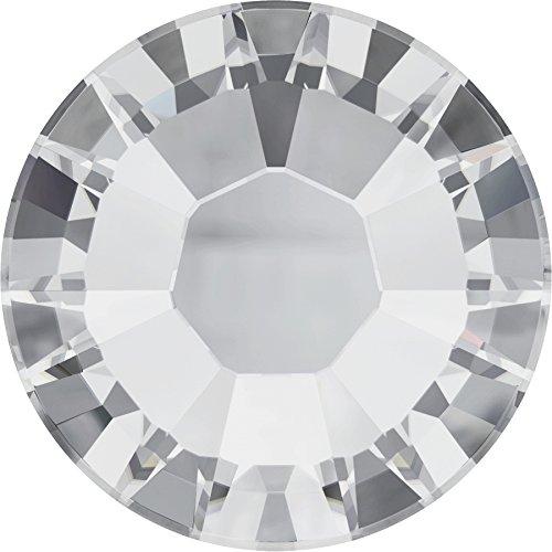 1440 Stück SWAROVSKI ELEMENTS Hotfix, Crystal, SS10 (Ø ca. 2,8 mm) Strasssteine zum Aufbügeln
