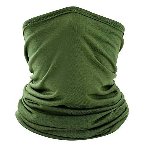 Sunshine smile Multifunktionstuch Schlauchschal Herren Damen Bandanas UV-Schutz,Outdoor Funktionstücher, Gesichtsmaske Schal