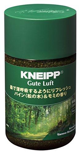 クナイプバスソルトグーテルフトパイン<松の木>&モミの香り850g