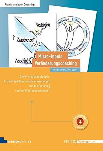 Micro-Inputs Veränderungscoaching (Edition Training aktuell)