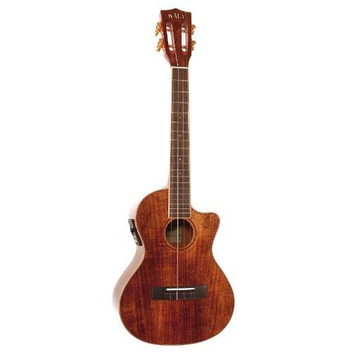 Kala Koa hawaianas Electroacústica ukelele Tenor KA-KTGE-C