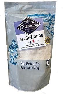セルマランドゲランド ゲランドの塩 エクストラファン(微粒) 600g