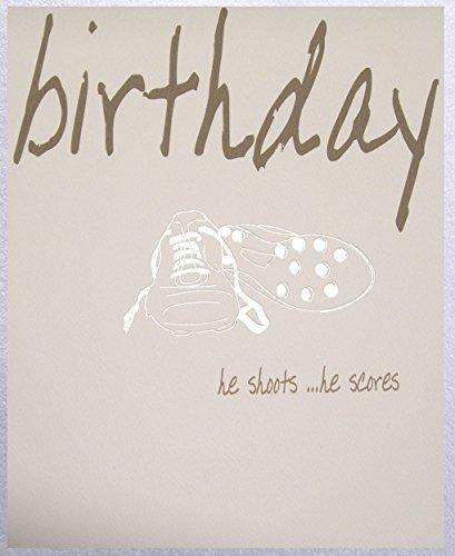 wit cotton cards verjaardagskaart, wit