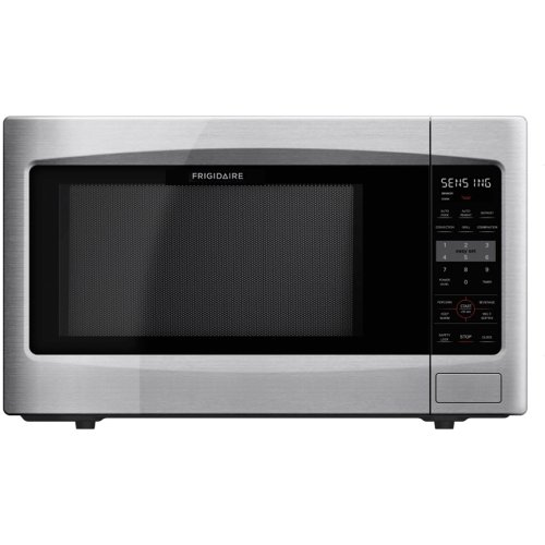 Frigidaire 2.2 Cu. Ft. Countertop Microwave in Stainless Steel
