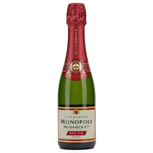 Heidsieck & Co. Monopole Champagne Red Top Sec in der halben Flasche (1 x 0.375 l)